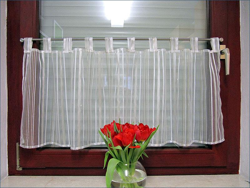vitragenstange aus edelstahl v2a. Black Bedroom Furniture Sets. Home Design Ideas